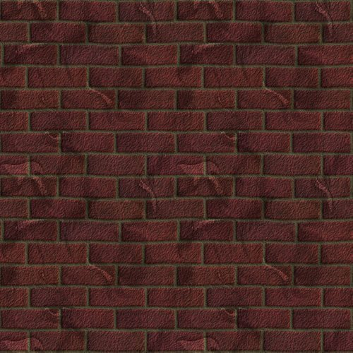 com Brick Wallpaper Wall Decals Old Chicago 4 FT X 4 FT Removable 500x500