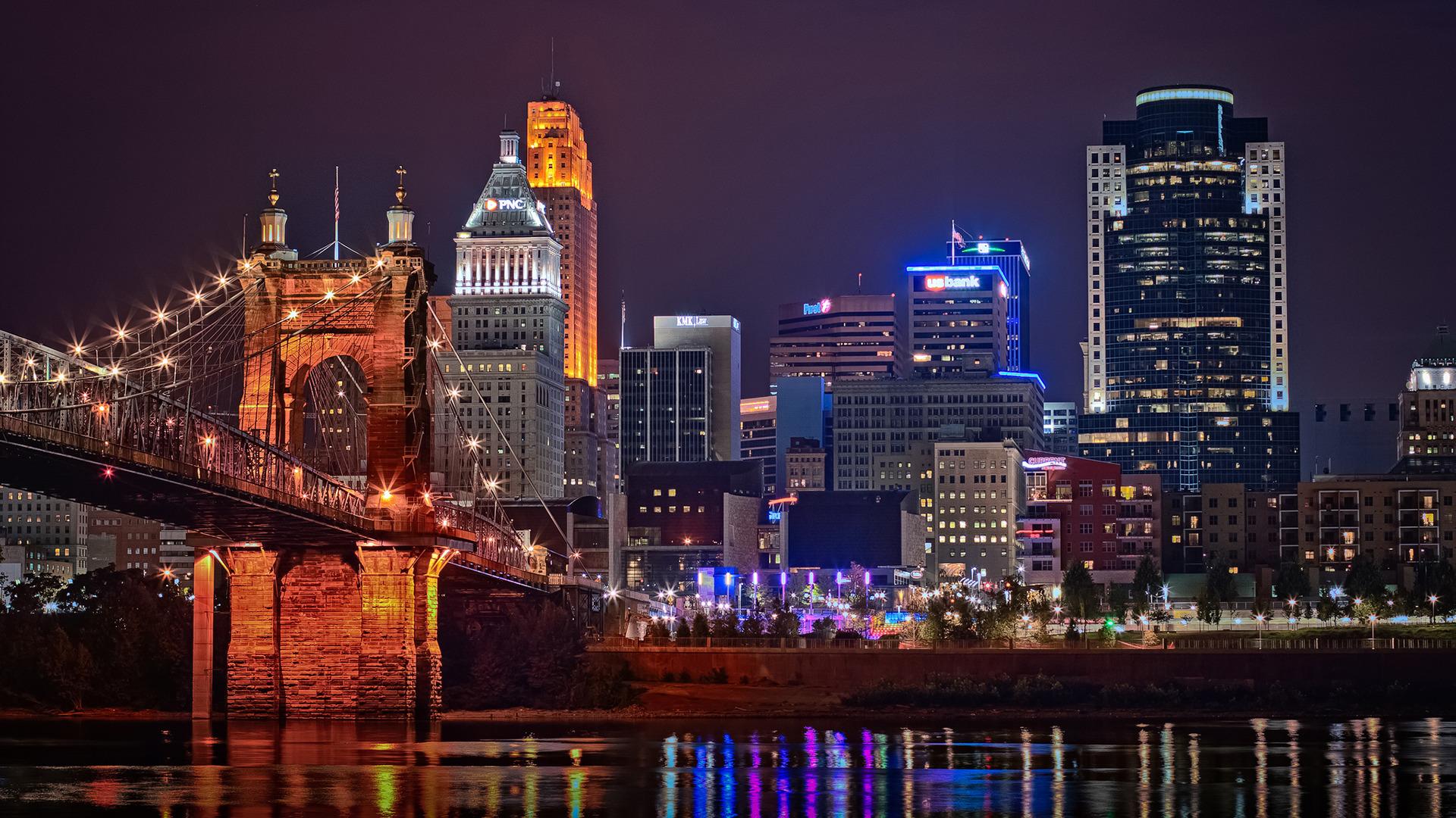 Cincinnati Ohio Wallpaper 9838 1920x1080