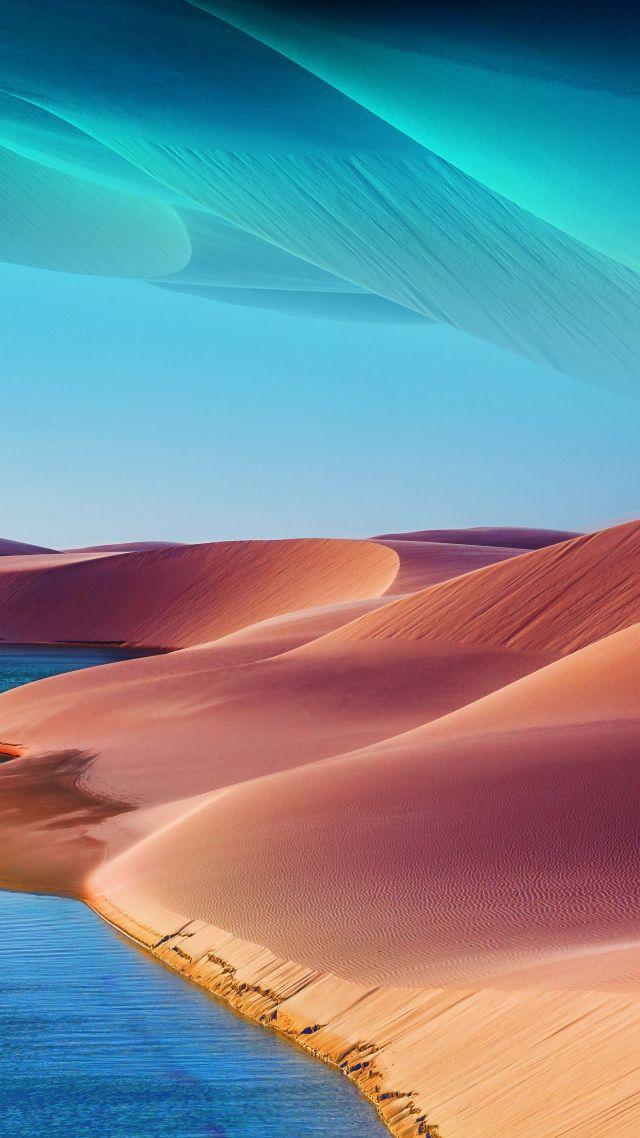 Wallpaper Samsung Galaxy M10 abstract colorful HD OS 21448 640x1138