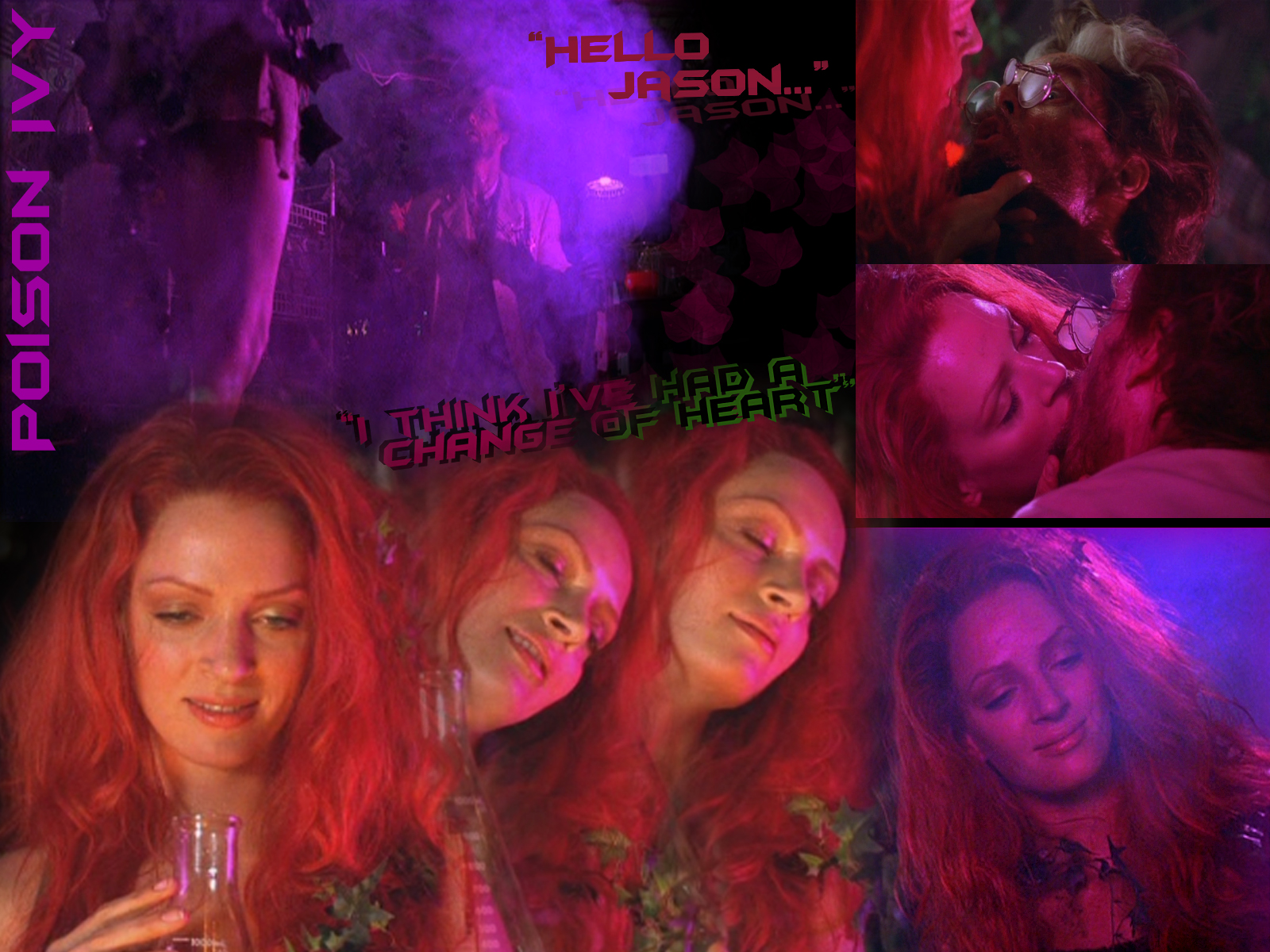 Sexy Poison Ivy Wallpaper - Wallpapersafari-4437