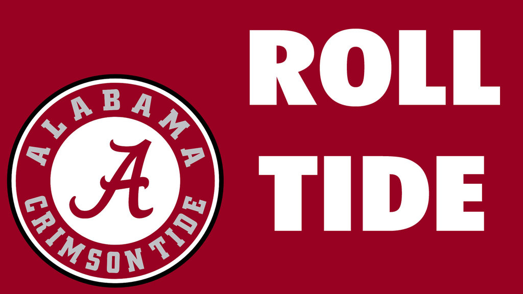Alabama Crimson Tide by DevilDog360 1024x576
