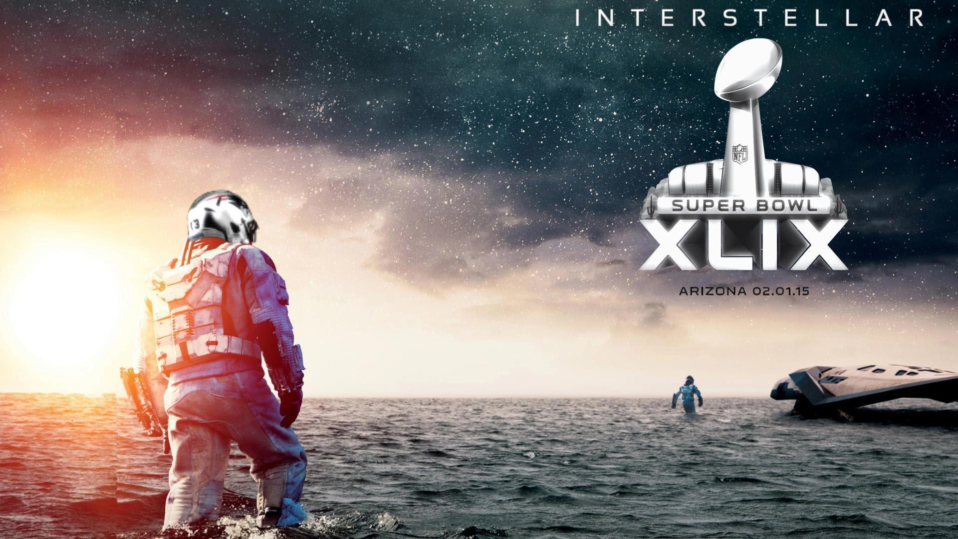 New England Patriots 2015 NFL Playoffs Interstellar Mix Destination 1920x1080