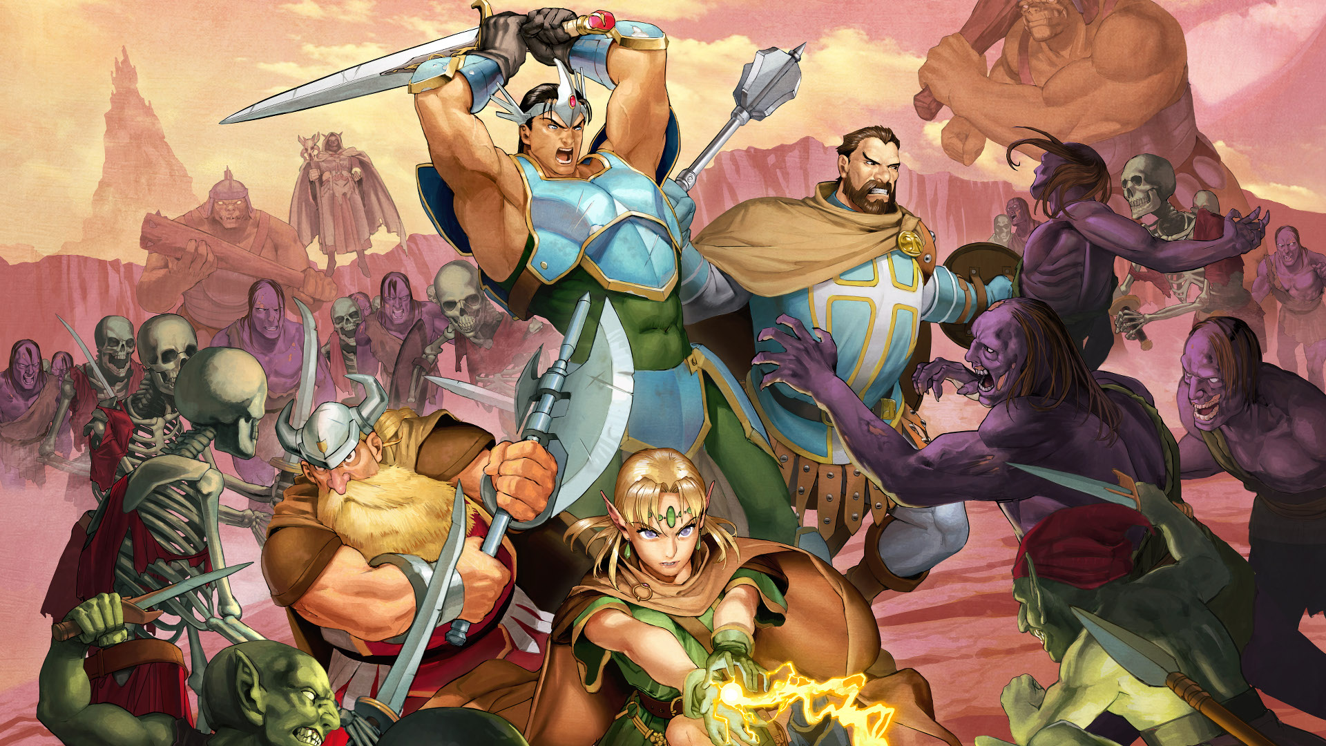 Dungeons And Dragons Chronicles of Mystara Wallpaper 1920x1080 1920x1080