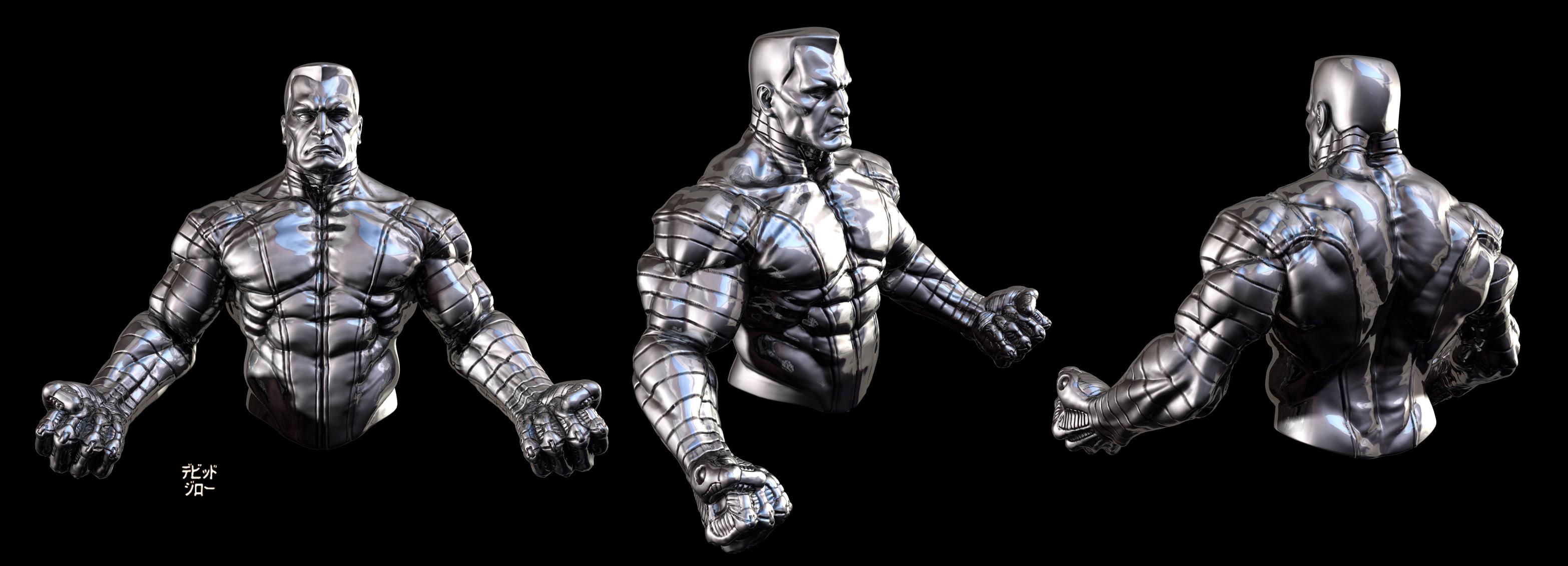 Marvel Colossus Wallpaper - WallpaperSafari X Men The Last Stand Colossus