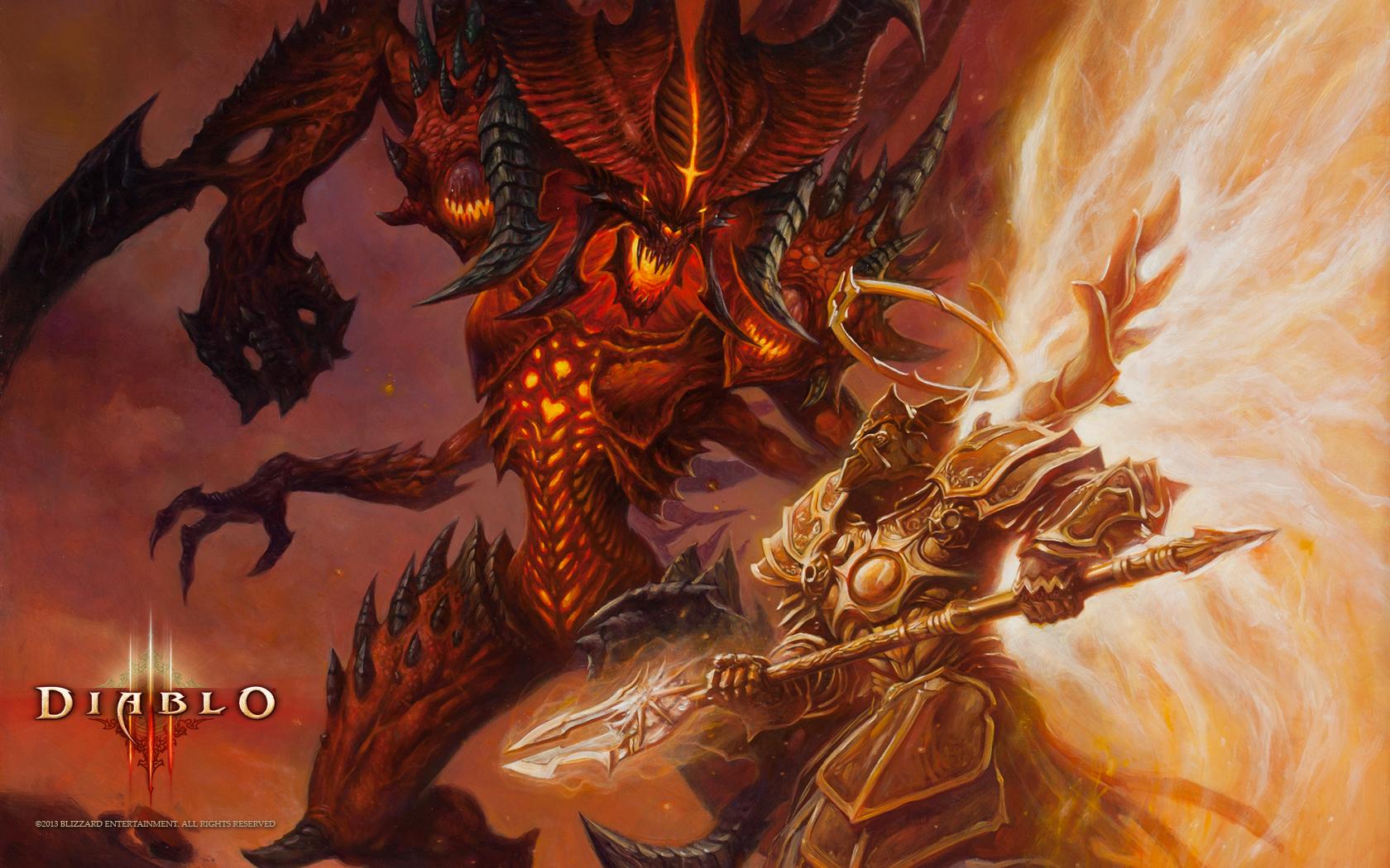 Diablo III 1680x1050