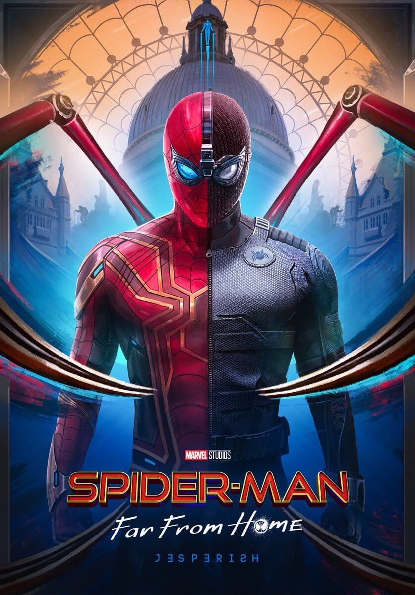 MCU Spider Man Is Back New Movie Out In 2021 Marvel spiderman 837x1200