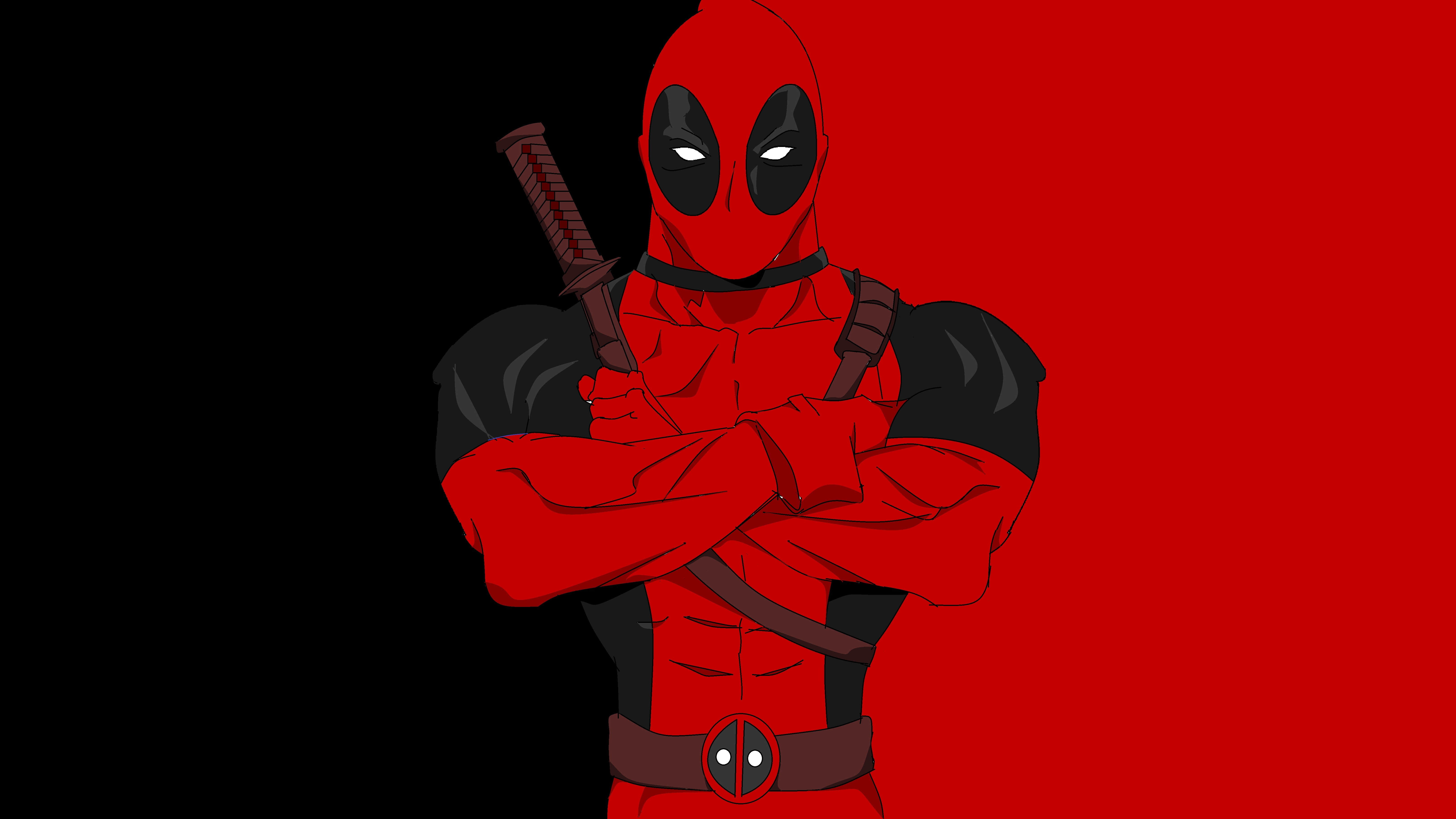Pics Photos   Deadpool Hd Wallpaper 1142 6463x3633