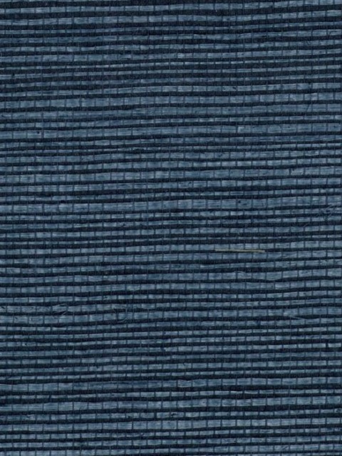 Navy Seagrass Wallpaper Wallpapersafari