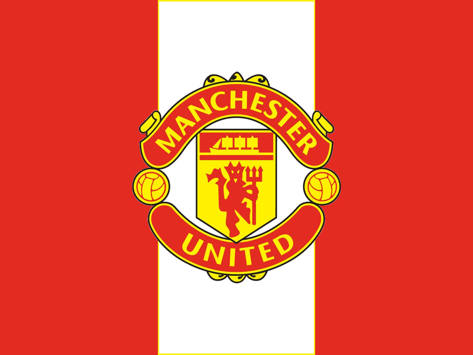 76 Manchester United Logo Wallpaper On Wallpapersafari