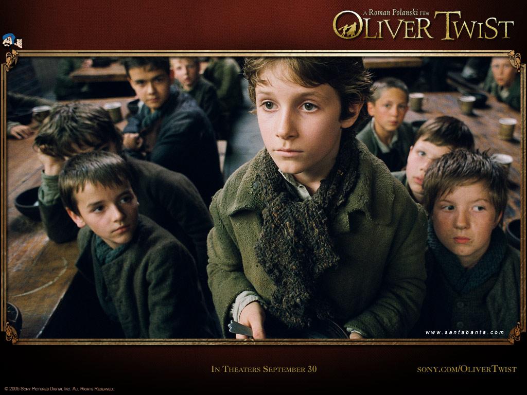 Oliver Twist Movie Wallpaper 4 1024x768