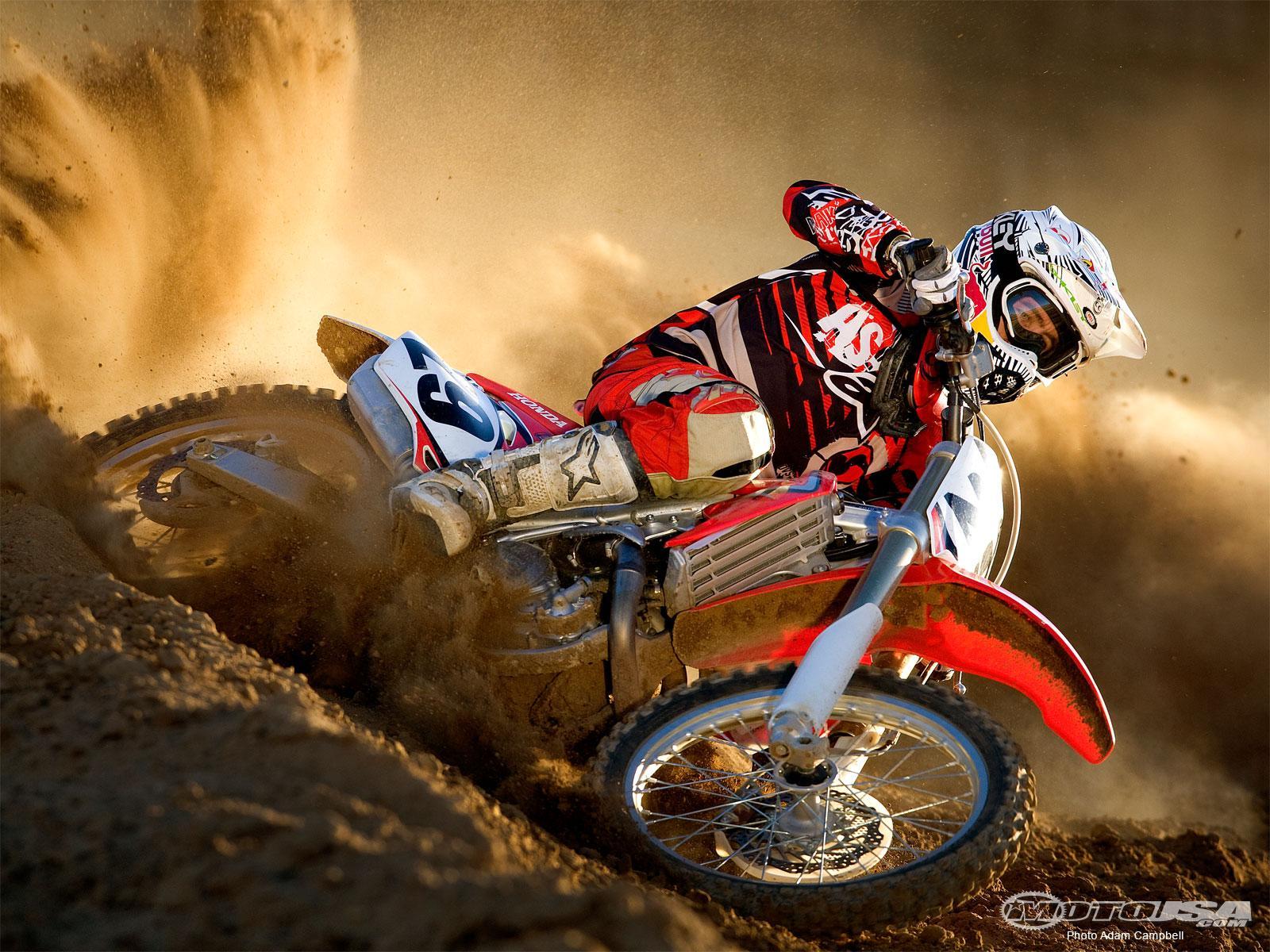 48 Cool Dirt Bike Wallpapers On Wallpapersafari