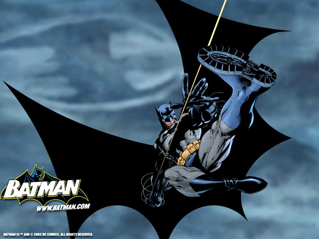 DC Comics Batman 1024x768