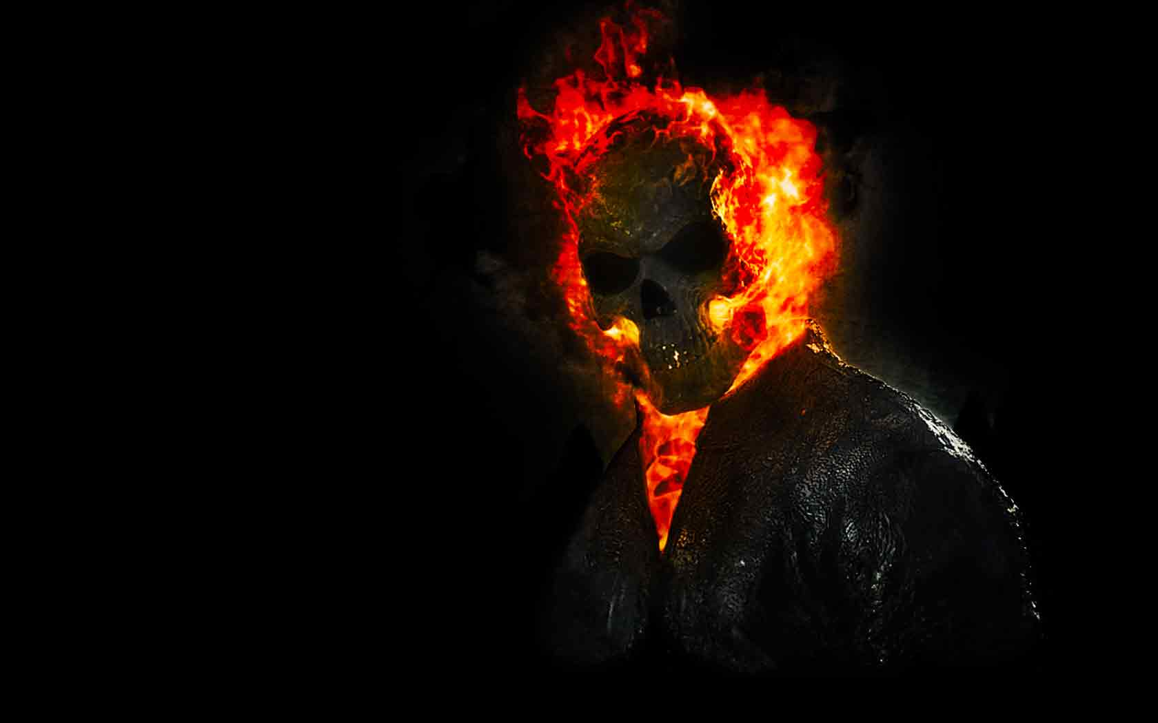 Ghost Rider Spirit of Vengeance wallpaper walls hdwalls4com 1680x1050