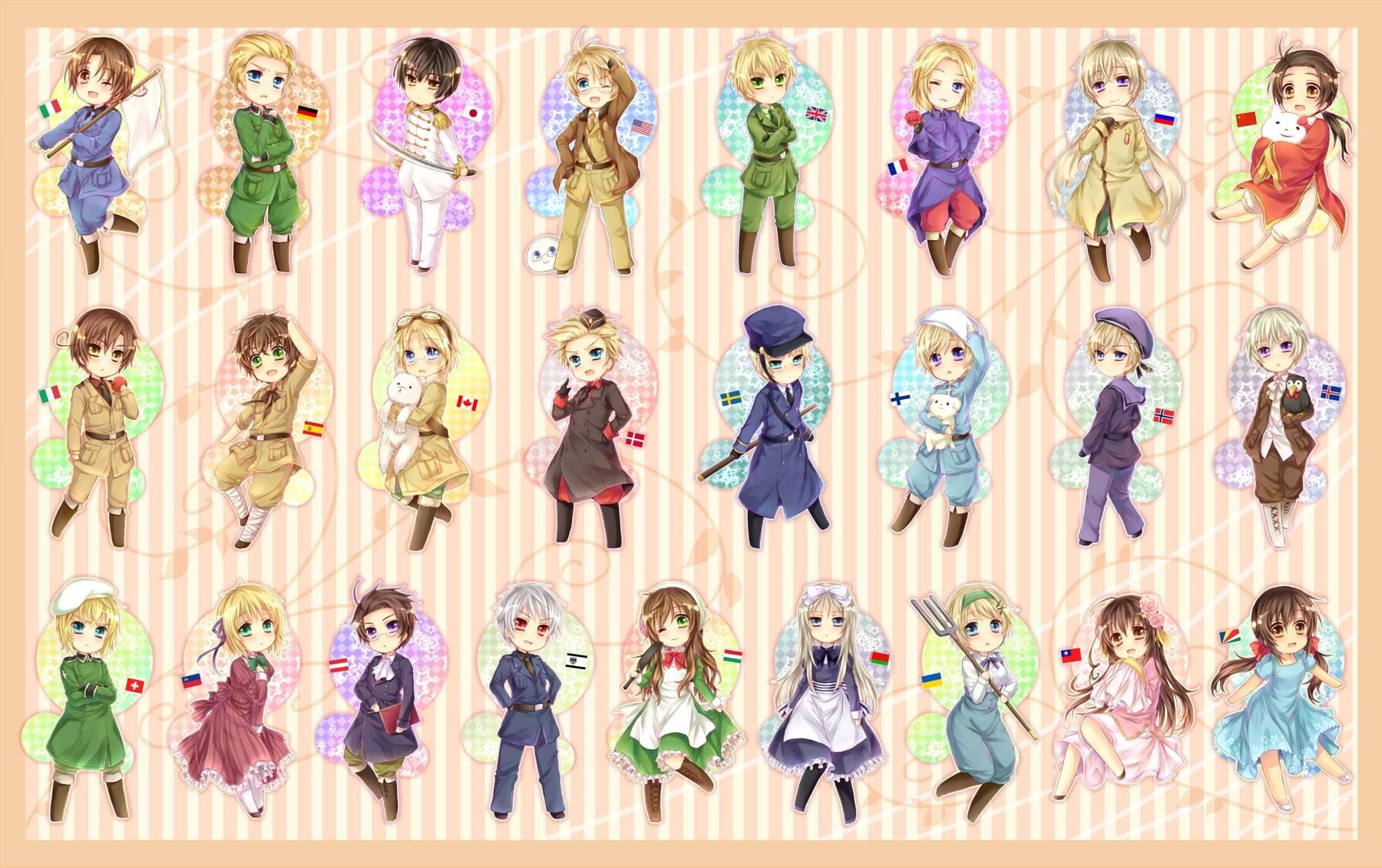 Image Result For Anime Chibi Wallpaper For Laptop