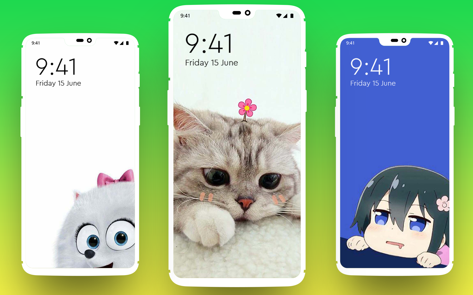 Amazoncom Cute Wallpapers Glamorous Kawaii 2021 Appstore for 1920x1200