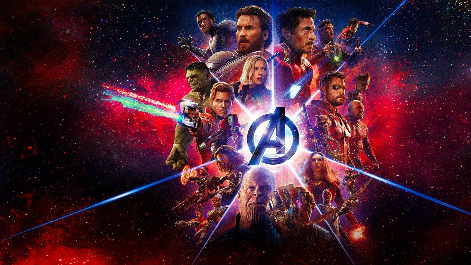 Avengers Infinity War 1 2 Bilder Avengers Infinity War HD 1600x900