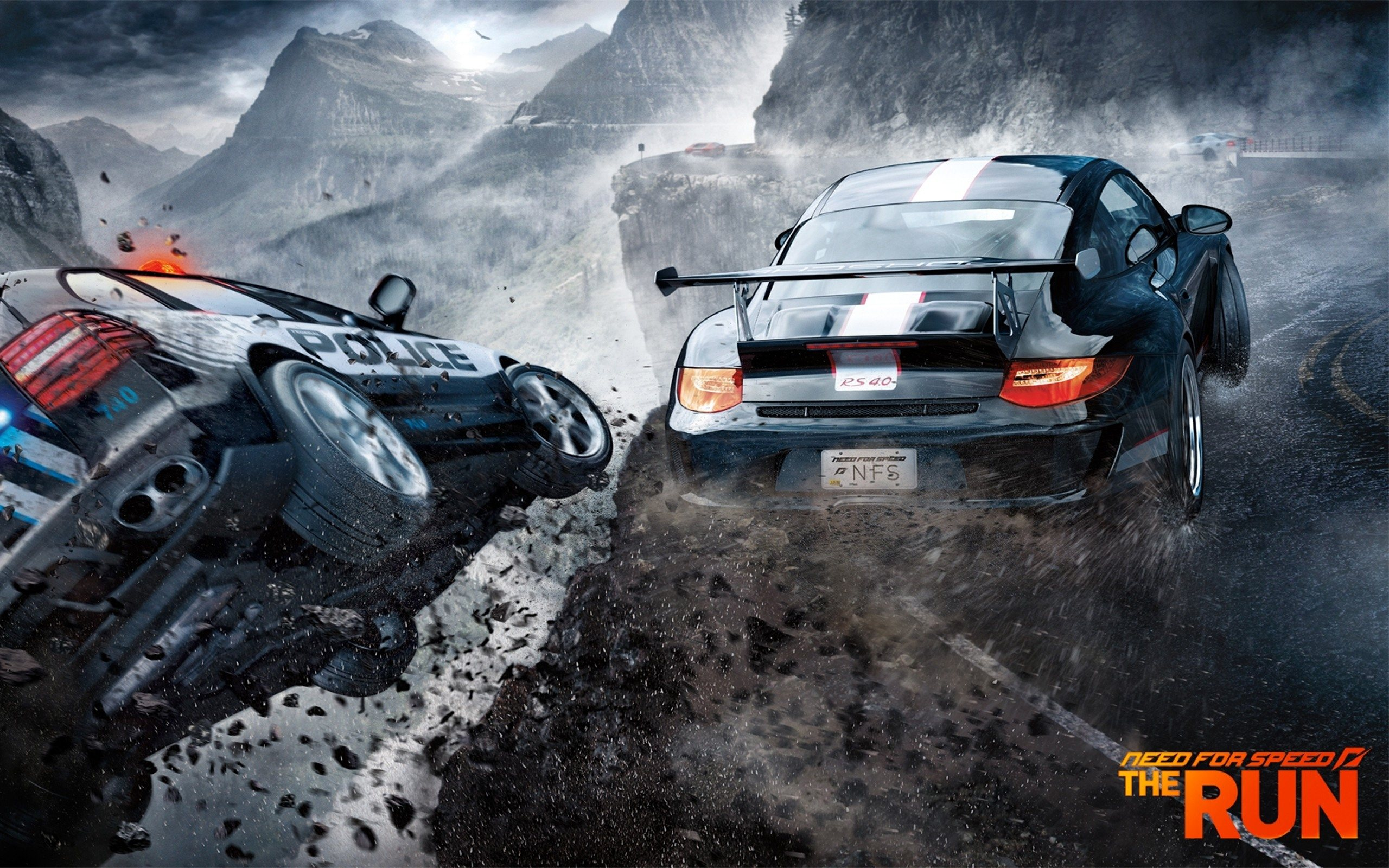 Free Download Need For Speed The Run Hd Wallpapers And
