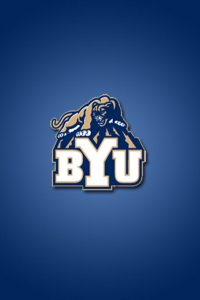 Brigham Young Cougars iPhone Wallpaper HD 640x960