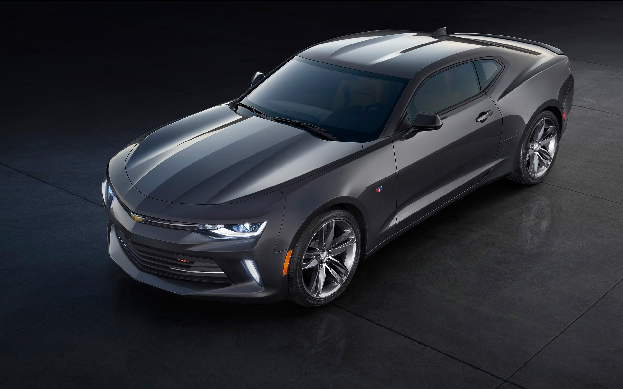 2016 Chevrolet Camaro RS 2 Wallpaper HD Car Wallpapers 2560x1600