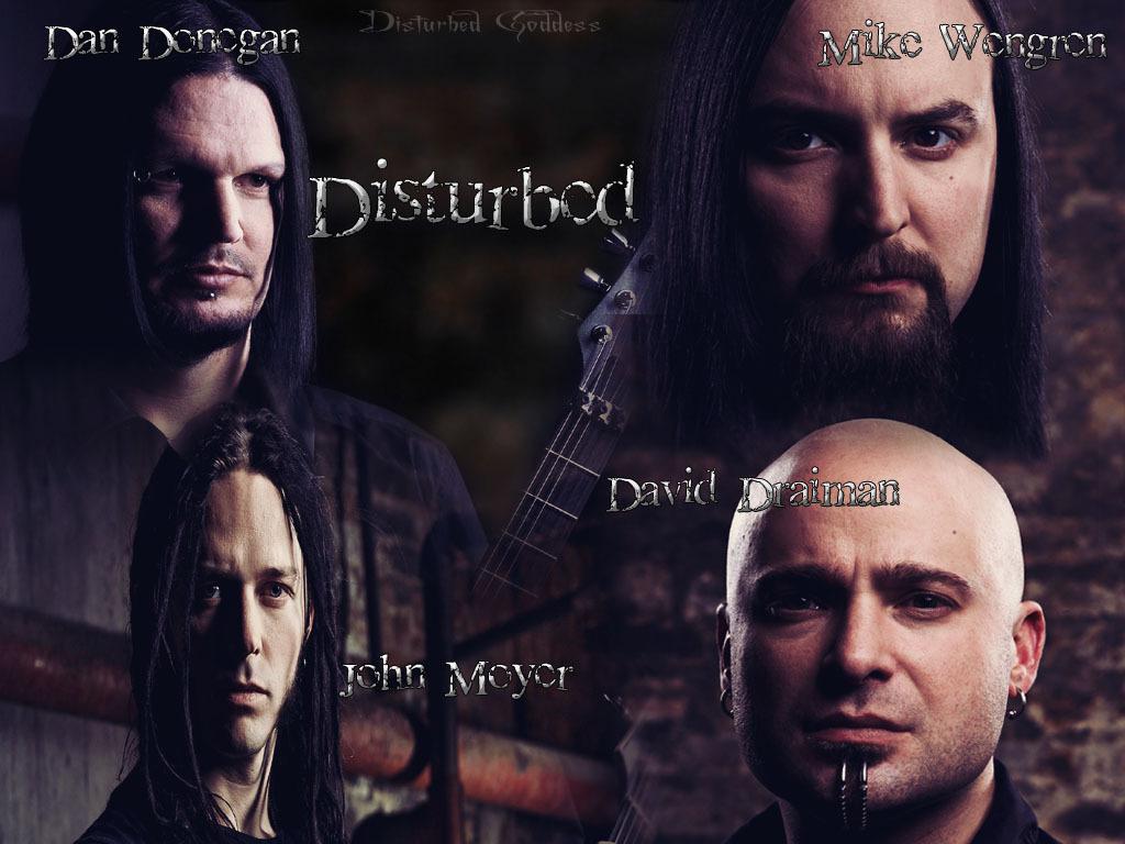 Disturbed DISTURBED 1024x768