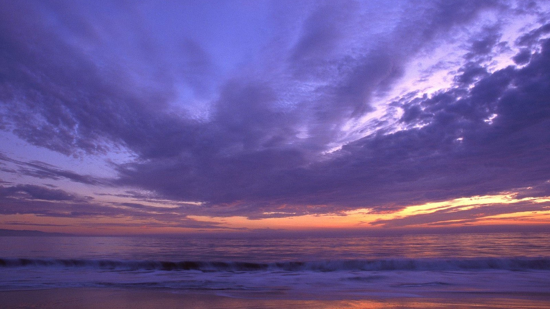 Beach California Wallpaper 1920x1080 Beach California Santa 1920x1080