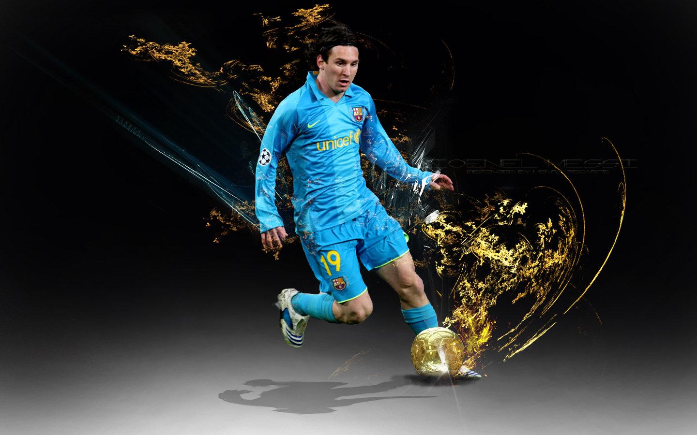 Lionel Messi Barcelona 2013 HD Wallpaper 1440x900