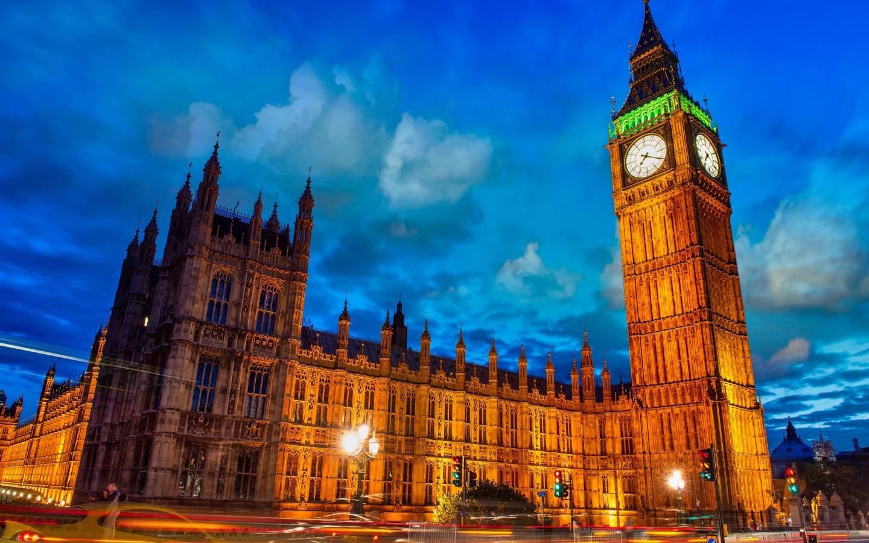 Big Ben Tower England Wallpaper   Travel HD Wallpapers 1440x900