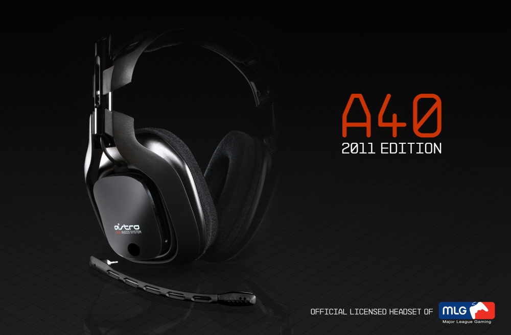 ASTRO Gaming Announces 2011 Edition A40 Headset G Style Magazine 1000x657