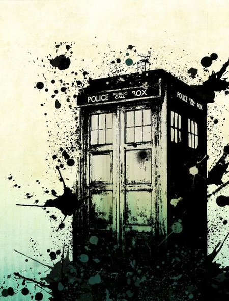 Tardis   Dr Who Wallpaper for Amazon Kindle Fire HD 89 450x590