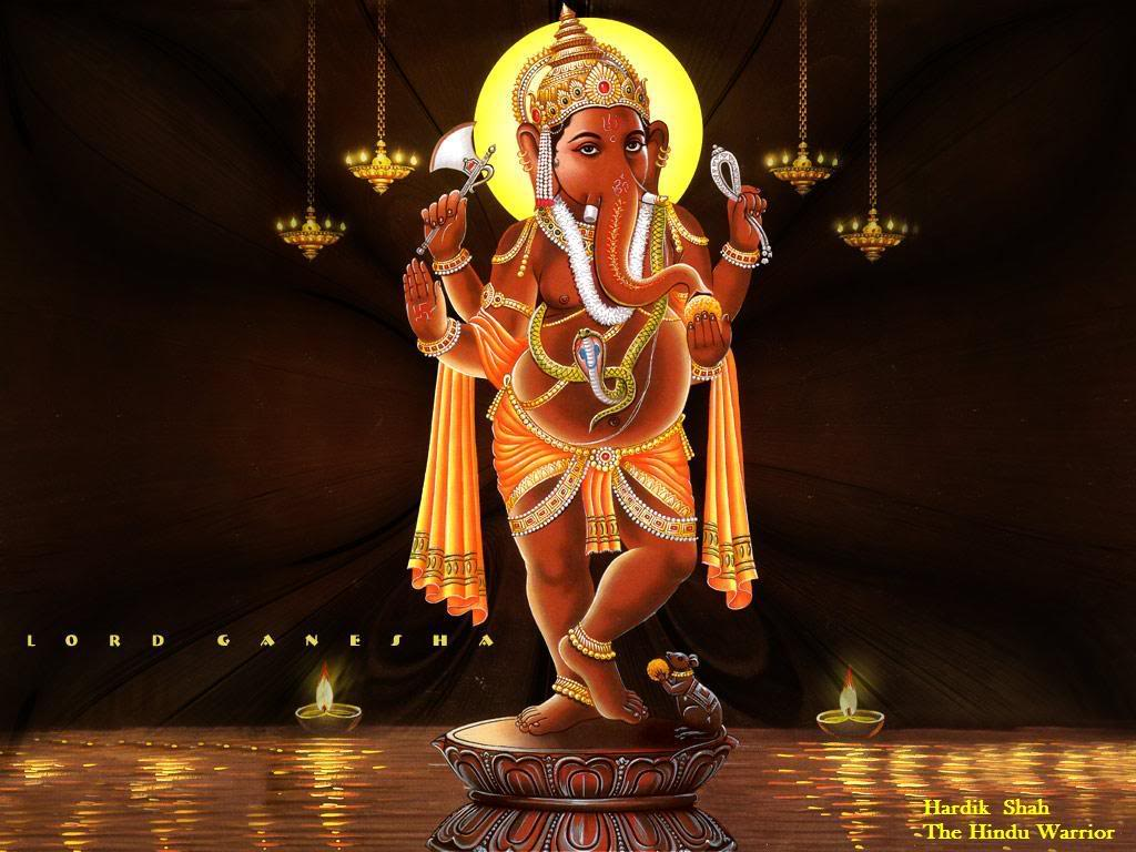 Lord Ganesha HD Wallpapers God wallpaper hd 1024x768