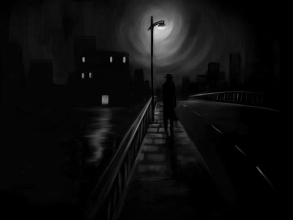 Film Noir 30 Dark And Cold Digital Artworks   Hongkiat 600x450