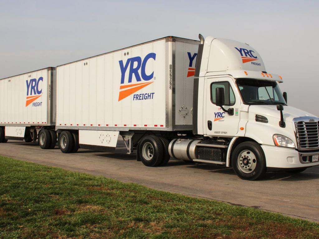 YRC Worldwides Regional Business And Aging Fleet Drags On Third 1024x768