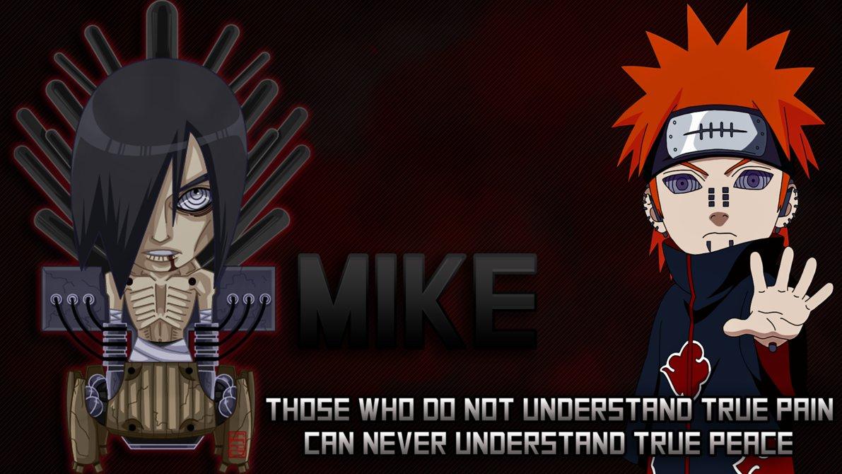 Naruto Pain wallpaper [rev2] by MikeDarko 1191x670