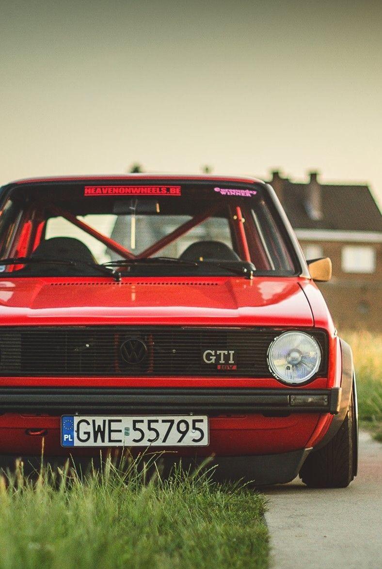 Vw Golf MK1 wallpaper 788x1174