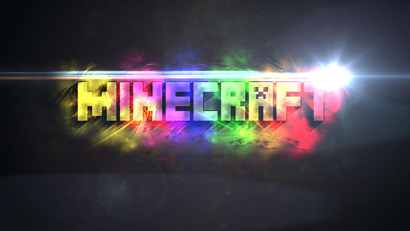 Epic Minecraft Backgrounds 1360x768