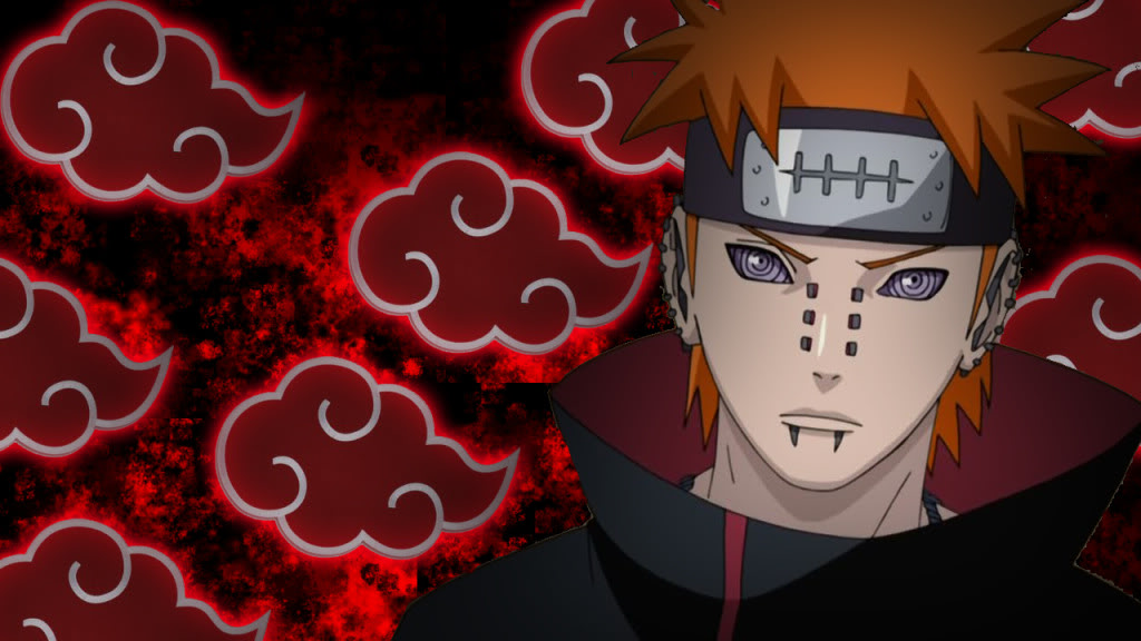 Free Download 31 Gambar Pain Akatsuki Wallpaper Gambar