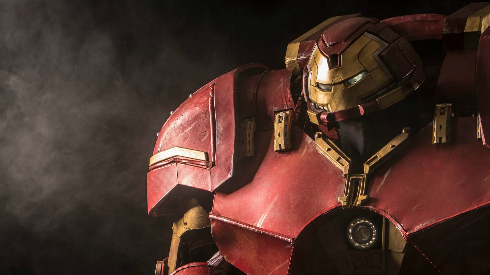 This DIY Hulkbuster Suit Amazes All Who Gaze Upon It Space 1920x1080