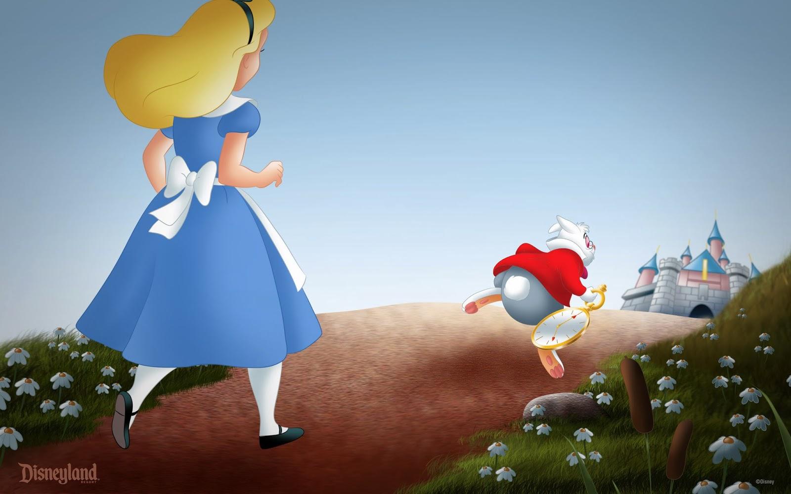 Free Download Alice In Wonderland Hd Wallpapers Cartoon Hd Desktop
