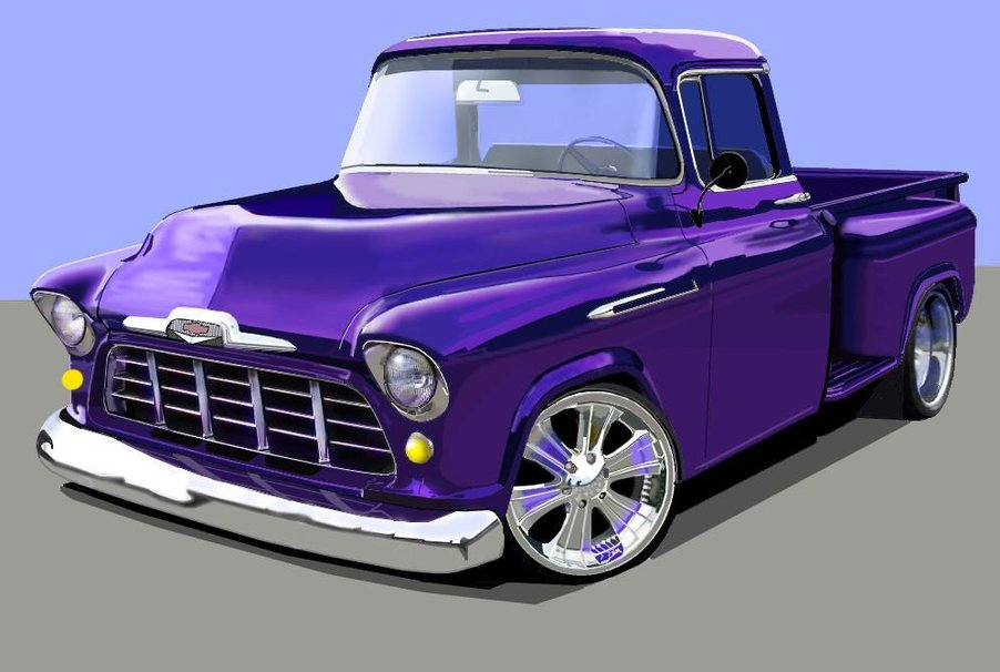 Old Chevy Truck Wallpapers 902x606