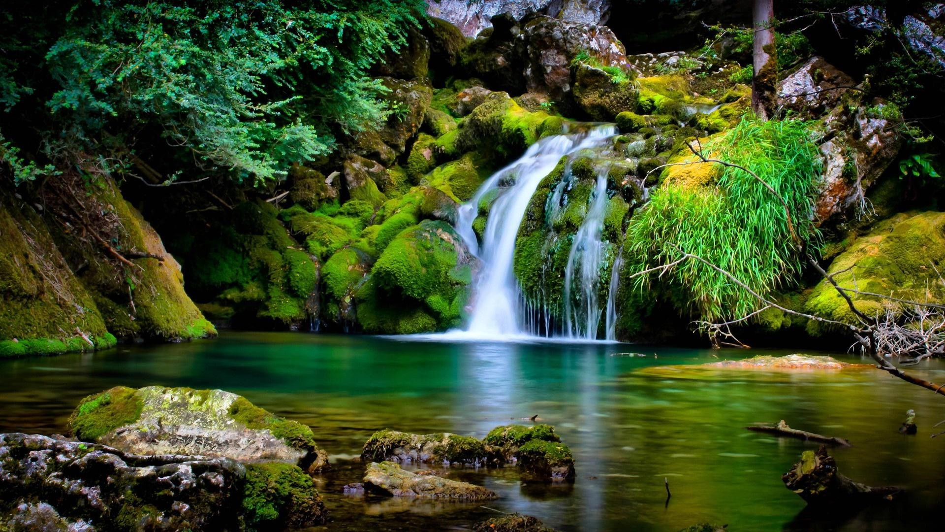 Beautiful Nature Water River HD Wallpapers - Large HD ...