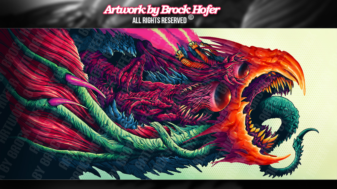 Hyper Beast Collection 1280x720