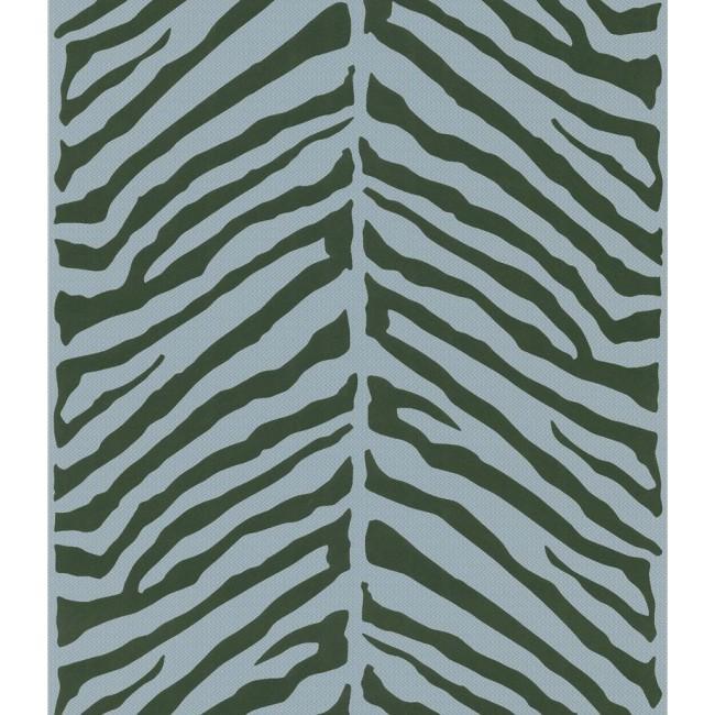 on Herringbone Blue Zebra Wallpaper 56644928   All 4 Walls Wallpaper 650x650