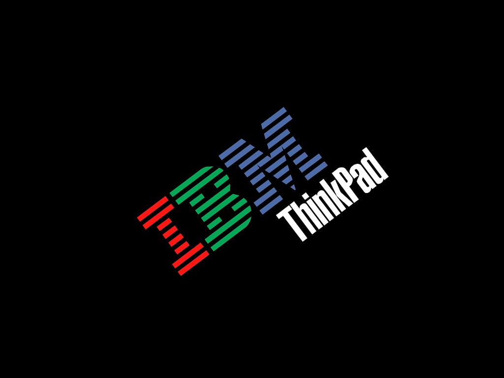 IBM ThinkPad Wallpaper 1400x1050 1024x768