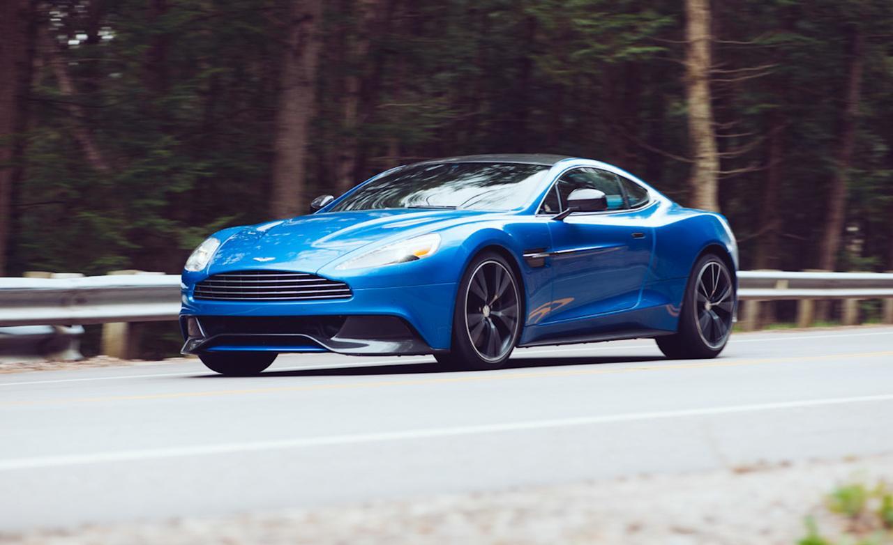 2014 Aston Martin Vanquish photo 1280x782