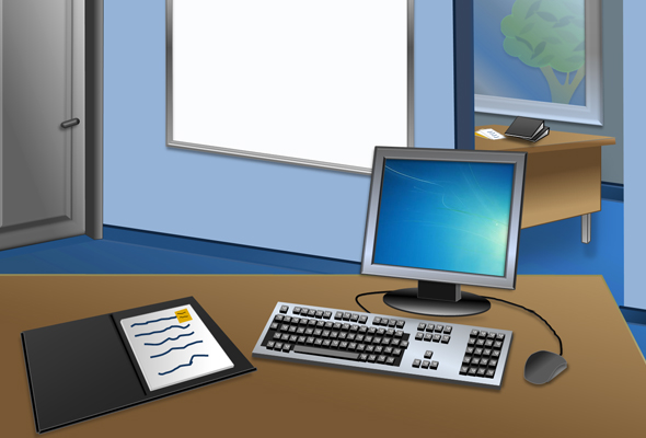 Office Background Images office themed background view from 590x400