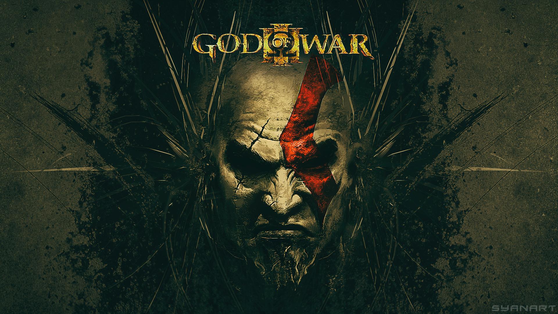 god of war hd wallpaper wallpapersafari