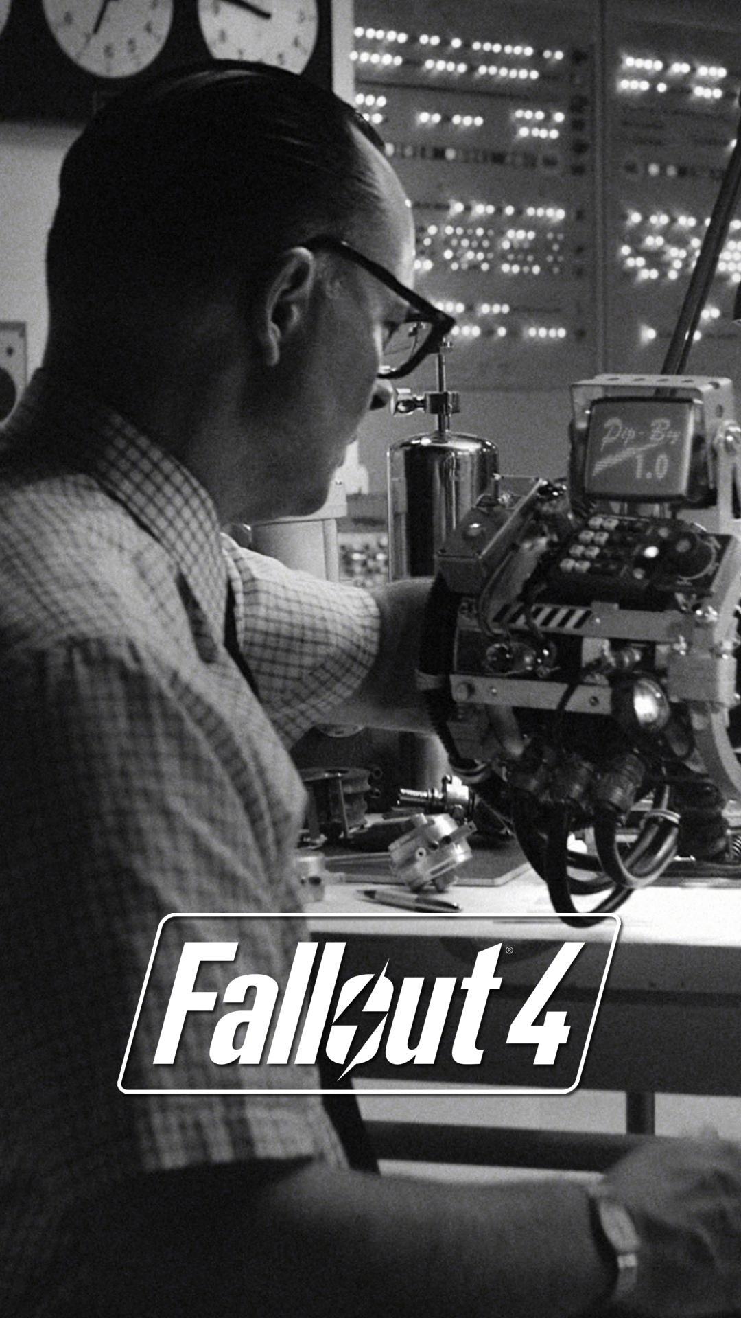50+ Fallout 4 iPhone Wallpaper on WallpaperSafari