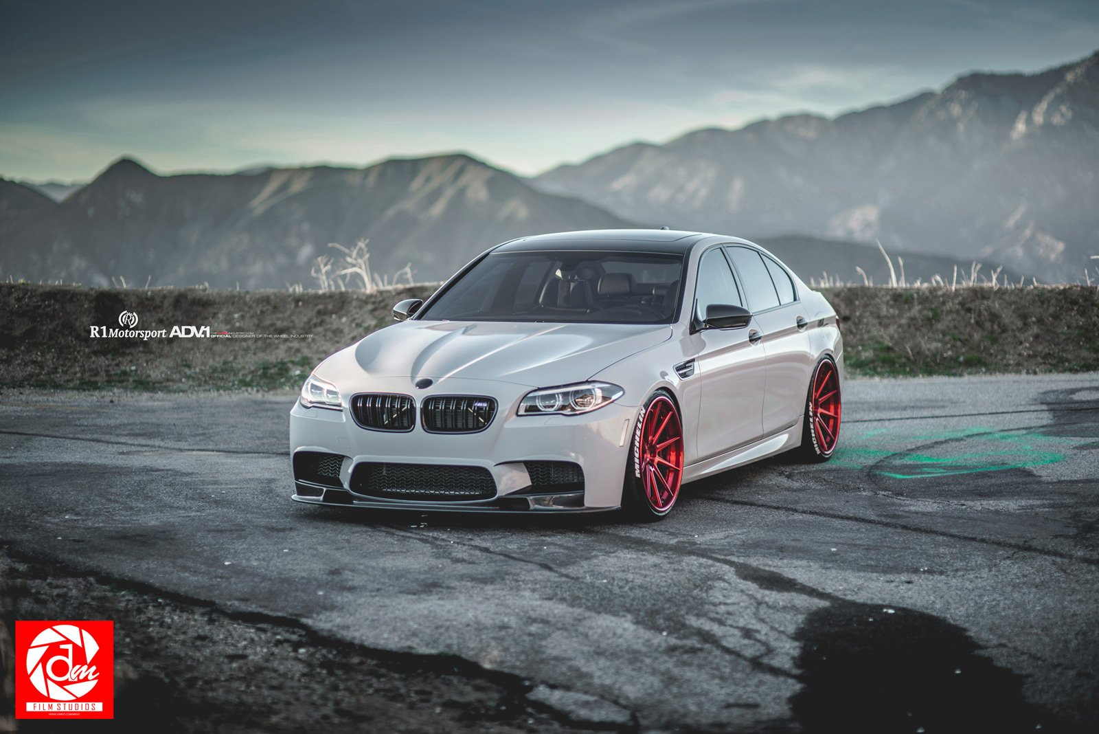 2015 adv1 wheels bmw m5 f10 cars coupe tuning wallpaper background 1600x1068