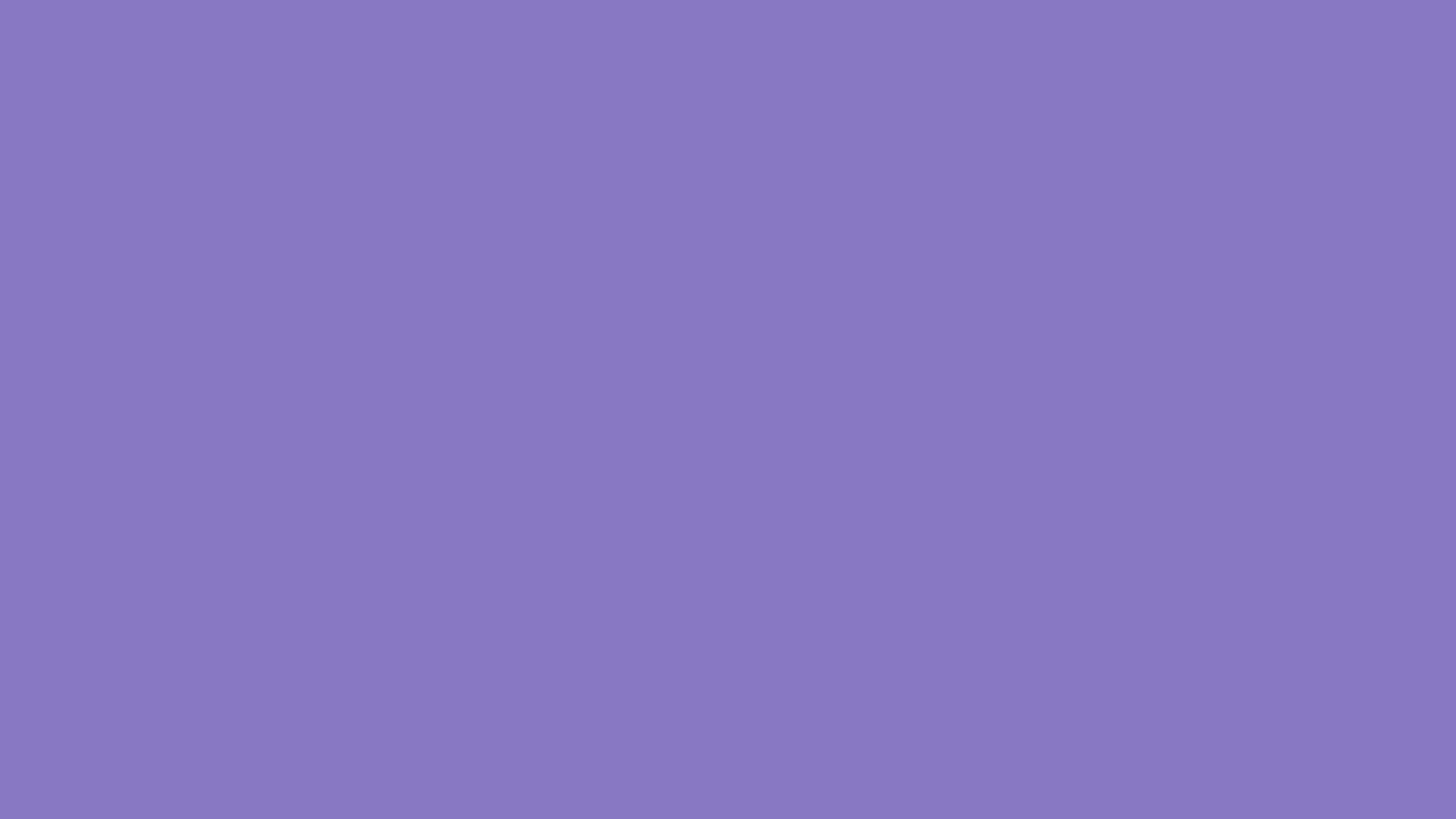 1366x768 resolution Ube solid color background view and download 1366x768