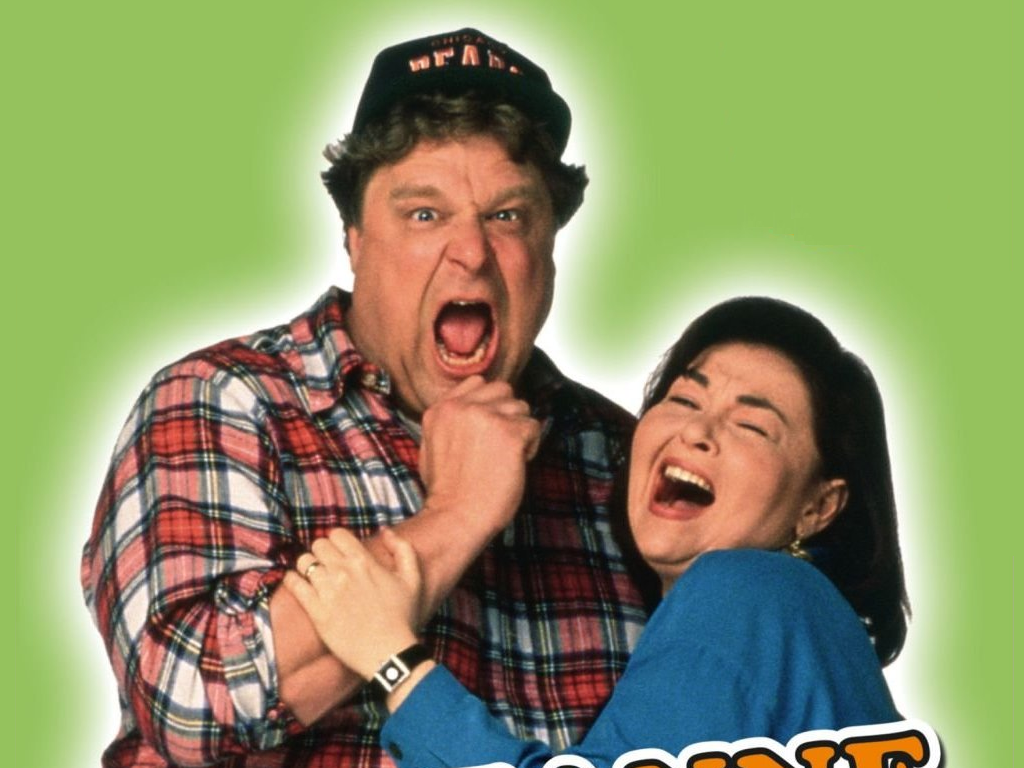 Roseanne Dan   example of a perfect relationship TvMovies 1024x768
